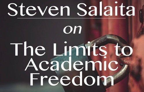 Podcast Steven Salaita On The Limits To Academic Freedom Arab
