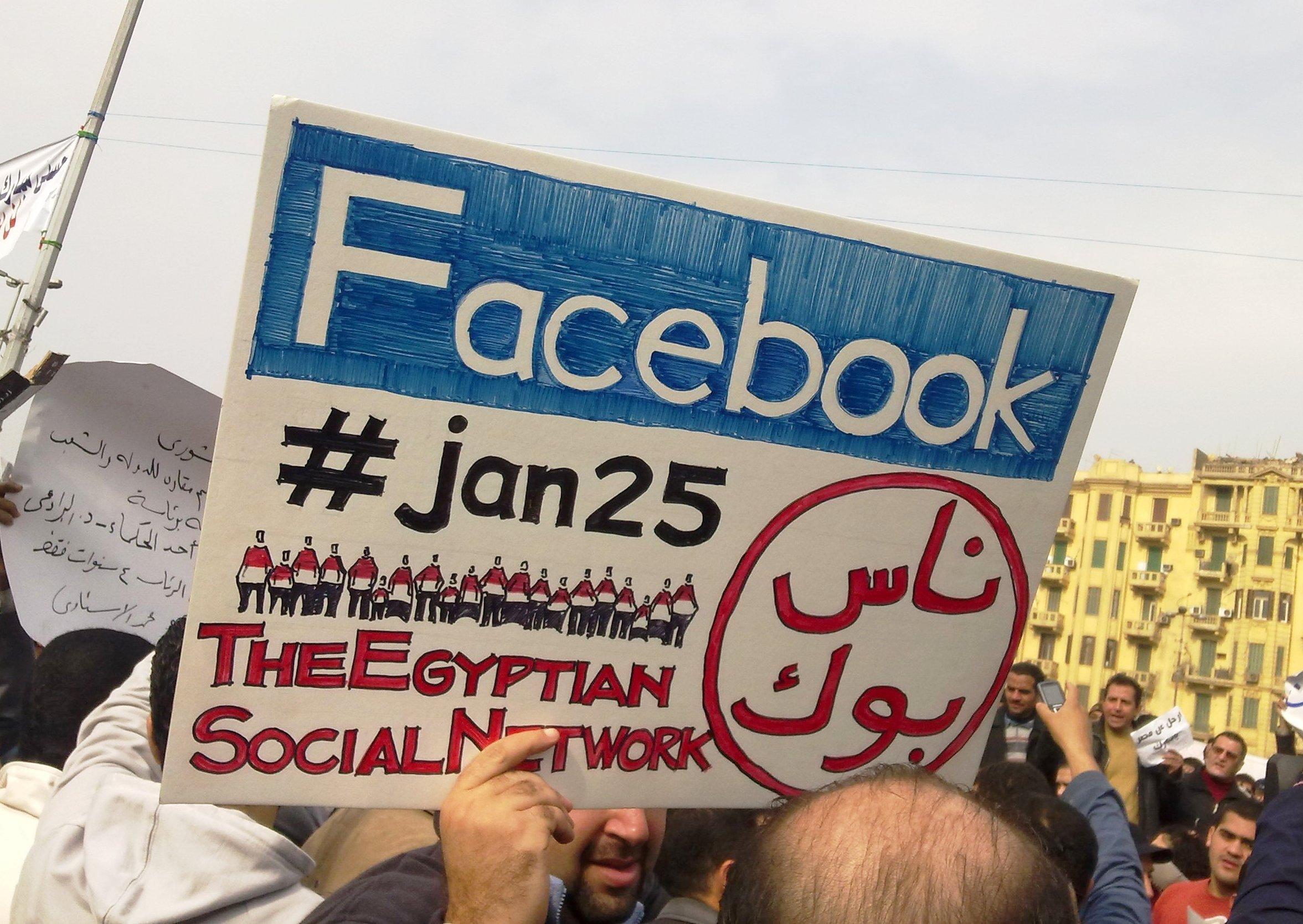 Arab Media & Society – The Arab Media Hub