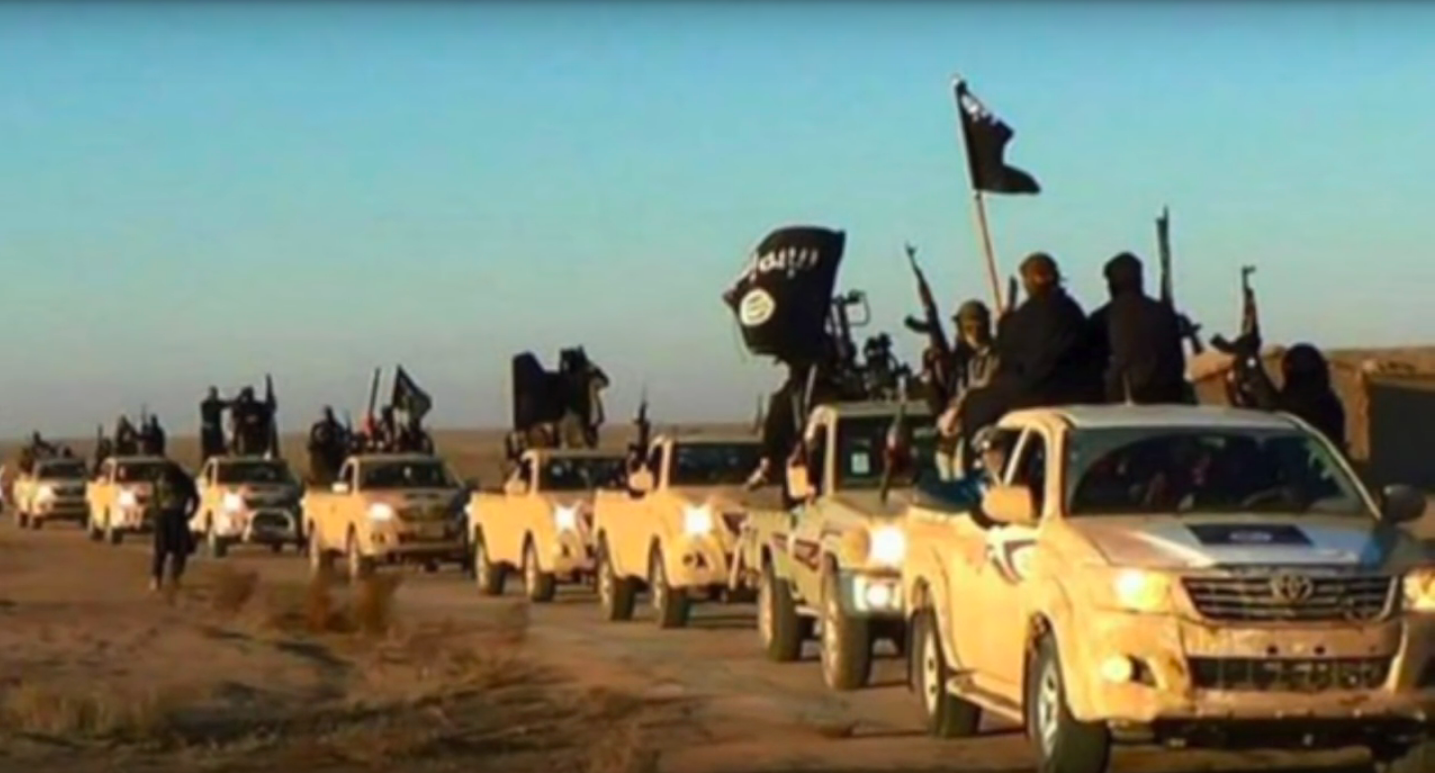 picturing law and order: a visual framing analysis of isis's dabiq