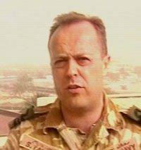 Lieutenant Commander Steve Tatham